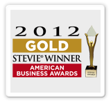 Gold Stevie Award Winner - Best Fleet Management Solution