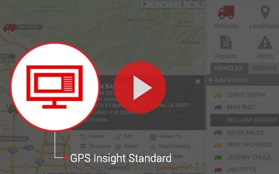 GPS Insight Standard