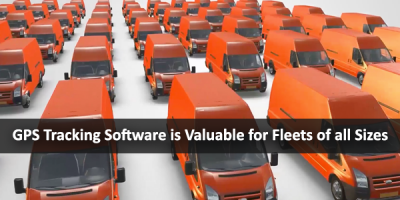 GPS Tracking Software is Valuable for Fleets of all Sizes
