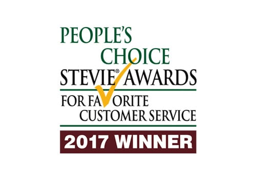 People's Choice Favorite Customer Service