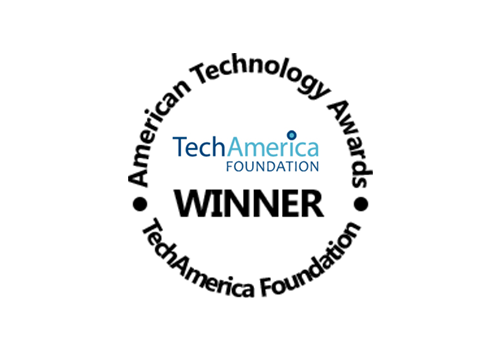 techamerica foundation american technology award winner