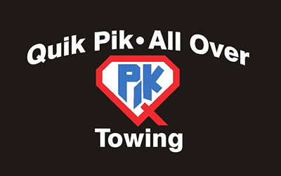 Quik Pik-All Over Towing Utilizes GPS Tracking to Improve Dispatching and Drive Revenue