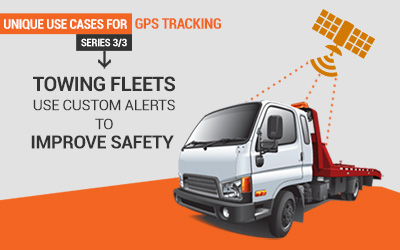 Unique Use Cases for GPS Tracking: Towing Fleets Use Custom Alerts to Improve Safety